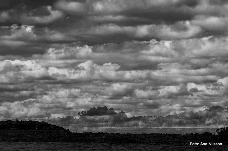 Double Clouds. Nikon D7000, Tamron 75-300 mm. ISO 200. 1/800 sekund. f/7.1.